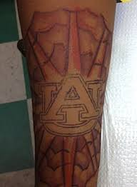 tattoo shops near me in alabama new auburn tattoo puts exclamation point on reuben foster s