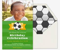 soccer free online invitations