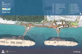 Map Curacao Curaçao Ports Authority