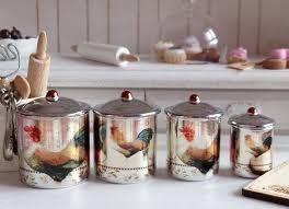 28 vintage kitchen canister vintage kitchen canister set