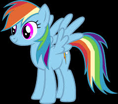 pictures of my little pony friendship is magic rainbow dash kids