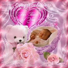 congratulations on new card for a baby girl free new baby ecards greeting cards 123 greetings