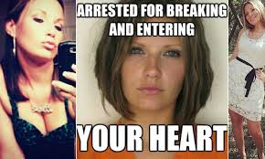 Hot Convict Meme - attractive convict meme woman revealed as mom of four florida