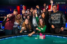2017 world series of poker final table event 2 10 000 tag team no limit hold em chionship 2017