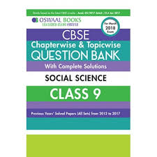 oswaal cbse chapterwise and topicwise question bank with complete