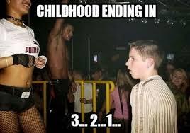 Memes Today - top memes 11 childhood ending in 3 2 1