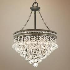 Bronze Chandelier With Crystals Innovative Bronze Crystal Chandelier Warehouse Of Tiffany Edwards