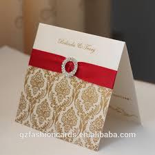 Wedding Card Invitation Design Card Invitation Ideas Fancy Wedding Invitation Cards Red