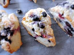 ina gartens best recipes la petite brioche blueberry scones