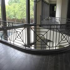 modern wrought iron balcony balustrade modern balcony railing