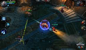 witcher battle arena a free play moba based on pc