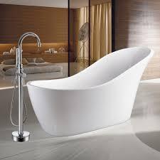 vienna 1520 small modern slipper bath freestanding bath vienna