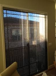 Window Film For Patio Doors Kvartal Panels Mounted Inside A Sliding Glass Door Ikea Hackers