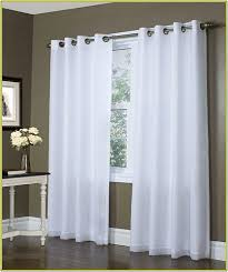White Darkening Curtains Appealing White Out Curtains Decor With Grommet Blackout Curtains