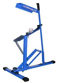 amazon com louisville slugger upm 45 blue flame pitching machine