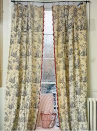 Curtains With Pom Poms Decor Curtains With Pom Poms Designs Mellanie Design