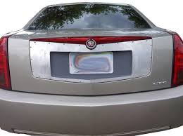 2003 cadillac cts third brake light 2003 cts rear finish panel cadillac forum enthusiast forums