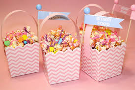 popcorn baskets diy mini easter baskets filled with popcorn bunny food brite