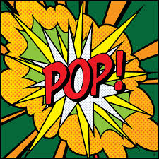 roy lichtenstein vector copy of pop banner project lessons tes teach