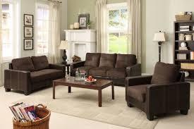 microfiber sofa and loveseat fa6598dk corowa cappuccino microfiber sofa loveseat and chair