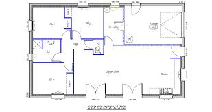 plan de maison 5 chambres plain pied plan maison 150m2 plain pied kaigyo bible com