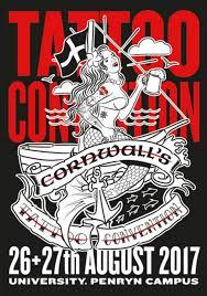 cornwall u0027s tattoo convention august 2017