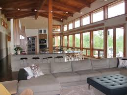 lighting for sloping roof google search exposed timber trusses