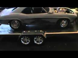 chip foose 1969 camaro 1969 foose camaro z 28 1 12 scale with a 427 part 2 trailer build