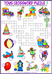 toys esl printable worksheets and exercises