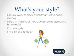 designer second shops shopping and clothes ppt