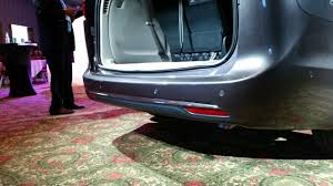 chrysler pacifica panels mirrors can be full of safety tech