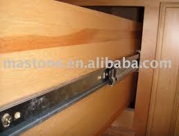 Kitchen Cabinet Shelf Slides Types Of Kitchen Cabinet Drawer Slides Kitchen
