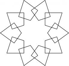 patterns of islamic geometric design