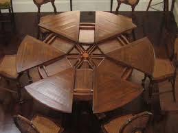 16 standard round dining room table sizes dining room large