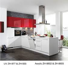 High Gloss Kitchen Cabinet Customized Kitchen Cabinets Sliding - Kitchen cabinets ready made