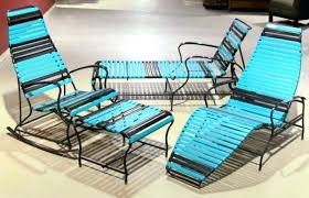 vinyl strap patio furniture u2013 bangkokbest net