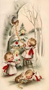 25 vintage christmas cards ideas vintage