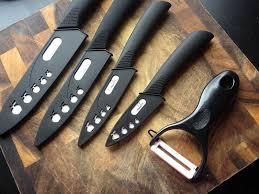 ceramic kitchen knives review abundant chef ceramic knife set review get cooking