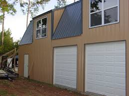 building a gambrel roof gambrel steel buildings for sale ameribuilt steel structures