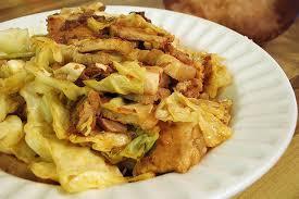 cuisiner choux chinois recette porc sauté au chou chinois et au gingembre recettes