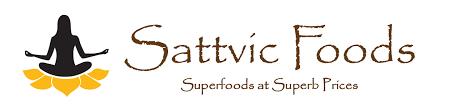 sattvic foods superfoods gluten free organics u0026 naturals