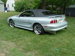 Black 95 Mustang Gt 1998 Ford Mustang Rims Car Autos Gallery