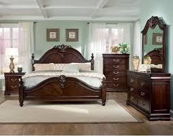 Beedroom by Chateau Marmont Fairmont 7 Piece Queen Bedroom Set Dixie 7 Piece