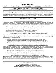 Advertising Account Executive Resume Resume Examples For Sales Resume Example And Free Resume Maker