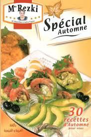 cuisine alg駻ienne madame rezki spécial automne 30 recettes mme rezki livre