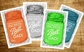 fathers day unique gifts s day gift tags jar crafts