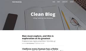 landing page templates for blogger 15 free bootstrap landing pages templates