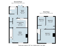 3 bed terraced house for sale in grays lane paulerspury