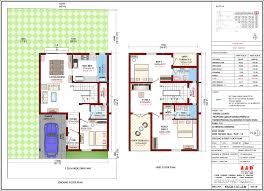 Row House Floor Plan by Gvspl Top Builders In Chennai Flats For Sale In Chennai India