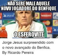 Jorge Jesus Memes - 25 best memes about benfica benfica memes